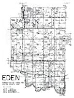 Eden Township, Moor, Malone, Clinton County 1960